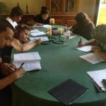 HSU 2012 study time 1