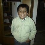 HSU 2012 we put Paco in School in Panajachel