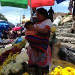 HSU market day in chichicastenango